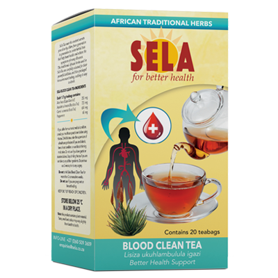 Sela Blood clean tea