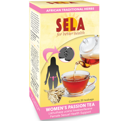 Sela Women Passion Tea 20s